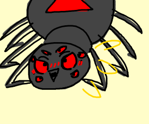 Cute Spidey Drawception