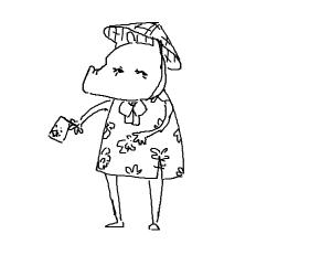 Chinese Peppa Pig