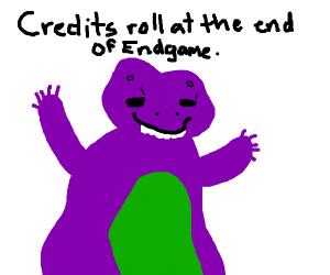 Barney mentons endgame spoiler