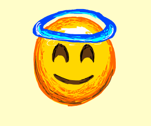 Smile Emoji Halo