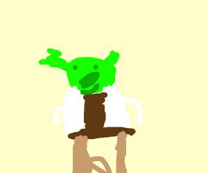 Dr. Shrek?