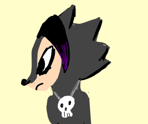 Emo shadow the hedgehog