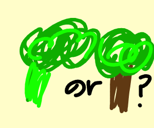 Tree or broccoli