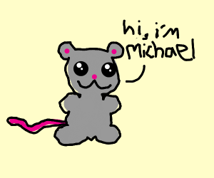 Michael the Lovable Rodent