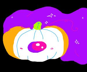 aesthetic clown pumpkin