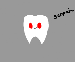 yandere tooth