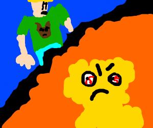 Yellmo VS. Shaggy