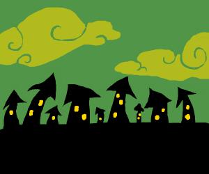 Salem Witch Town