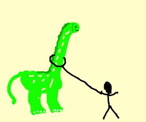 Pet Dinosaur