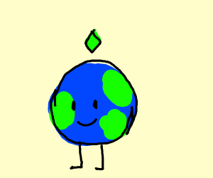 The Earth as a character in The Sims