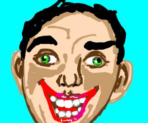 Insane face