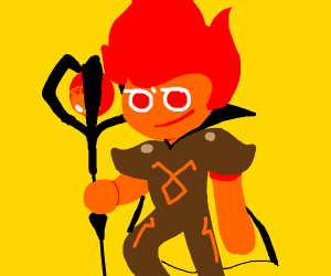 Any character with fire powers