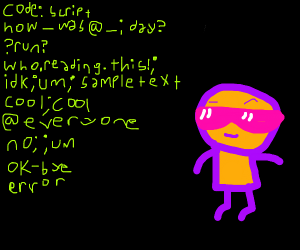 Hacker/codes
