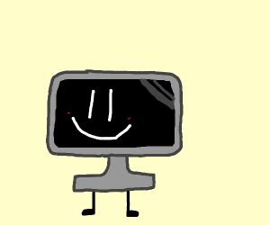 Happy PC Monitor