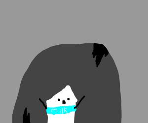 Milk in a Cave