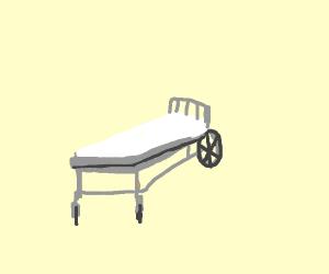 Asylum bed