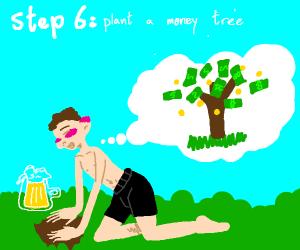 Step 5: Get drunk