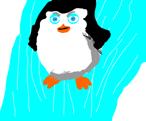 Skipper from the penguins of madagascar