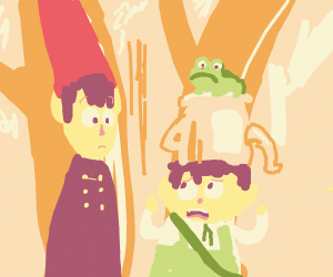 Greg and Wirt (O.T.G.W)