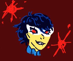 Joker's mask (persona)