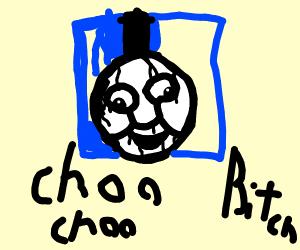 Demented Thomas The Train