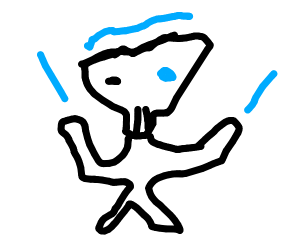 sans undertale using his powers normally