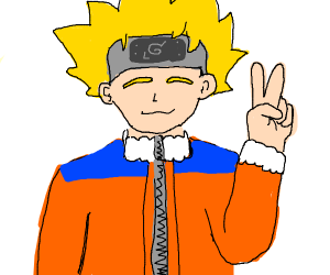 naruto without eyes