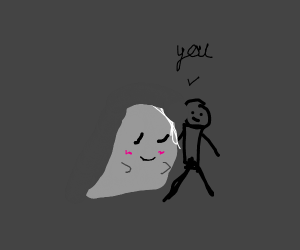 ghost lady gives you a hug