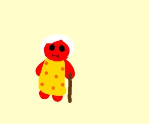 demon granny