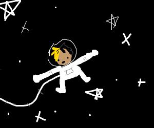 xxxtentacion in space