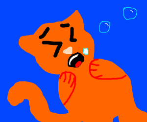 Drowning caat