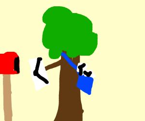 Tree Mailman