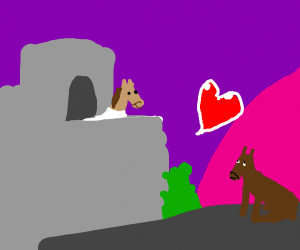 Hourse Romeo and Juliet