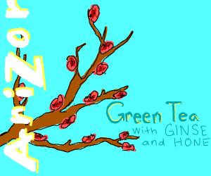 Arizona tea tree