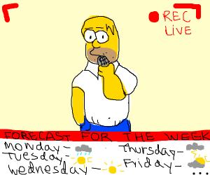 Homer Forecasting