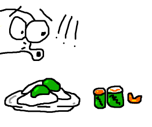 Green eggs and... SUSHI?!?!