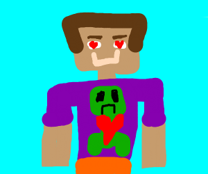 Person who loves a creeper