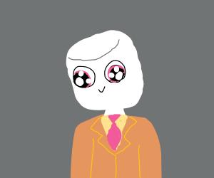 Marshmellow man