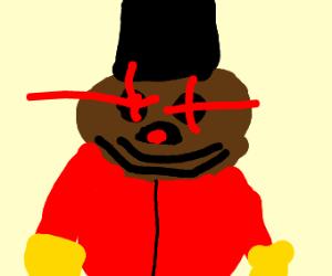 possessed black cartman