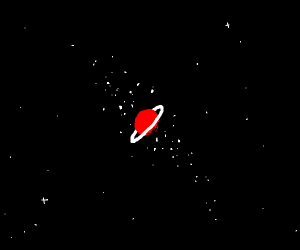 Red Saturn
