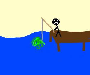 stickman fishing algae
