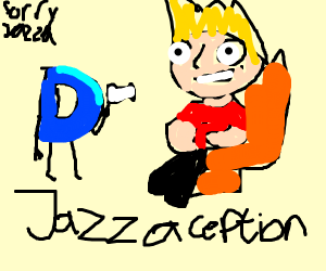 drawception surrenders to jazza