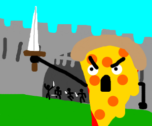 Warrior Pizza