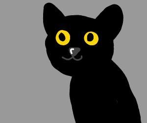 Goth owo cat