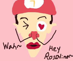 Valentines Waluigi