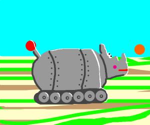 Robot rhino