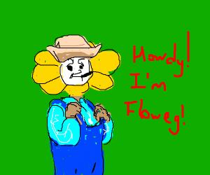 Howdy! I'm Flowey!