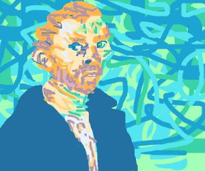 Vincent van Gough self portrait