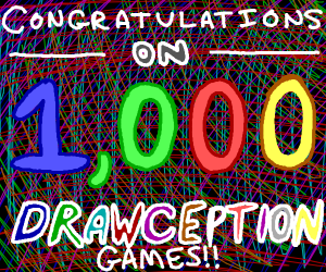 Happy 1000th drawception game