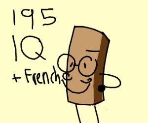 French Toast with Glasses